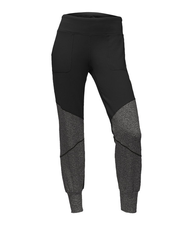 WOMEN'S MOTIVATION MID-RISE JOGGER