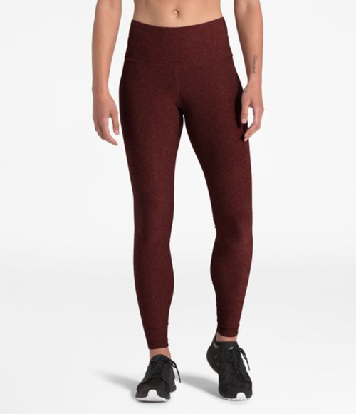 WOMEN'S MOTIVATION HIGH-RISE TIGHTS-
