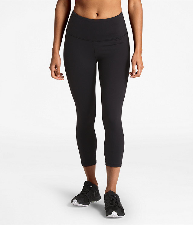 WOMEN'S MOTIVATION HIGH-RISE CROP
