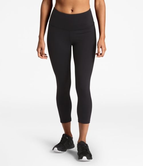 WOMEN'S MOTIVATION HIGH-RISE CROP-