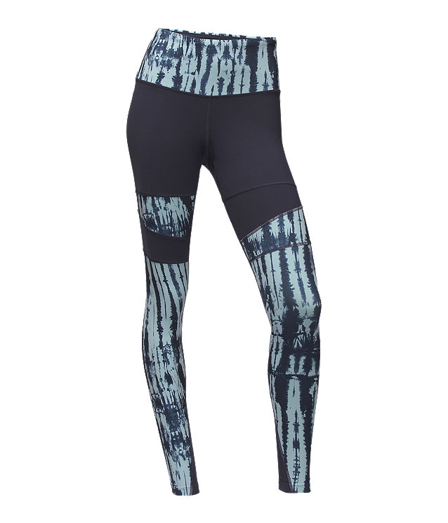 WOMEN'S MOTIVATION HIGH-RISE PRINTED TIGHTS