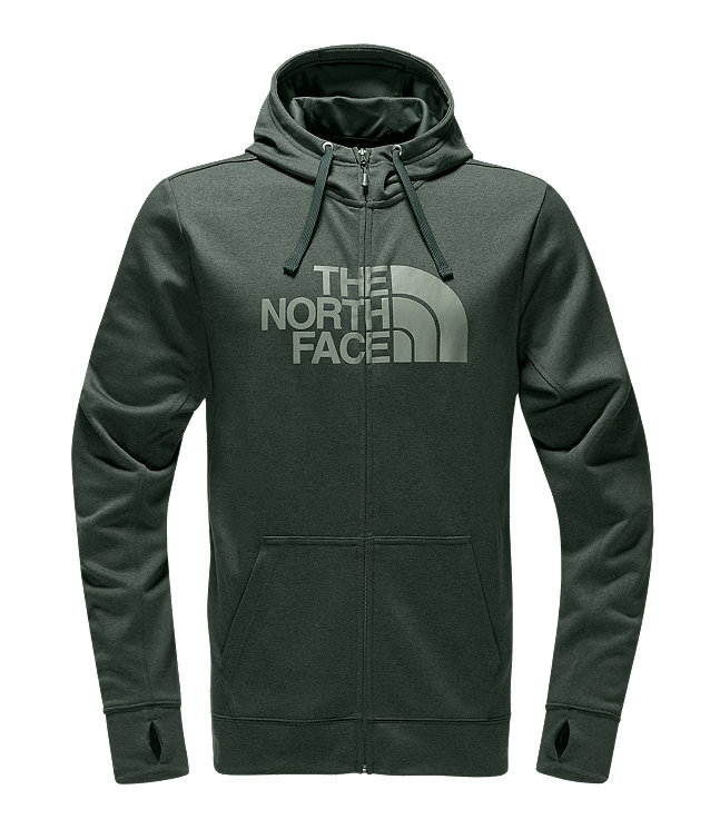MEN'S ECS SURGENT HALF DOME FULL ZIP HOODIE