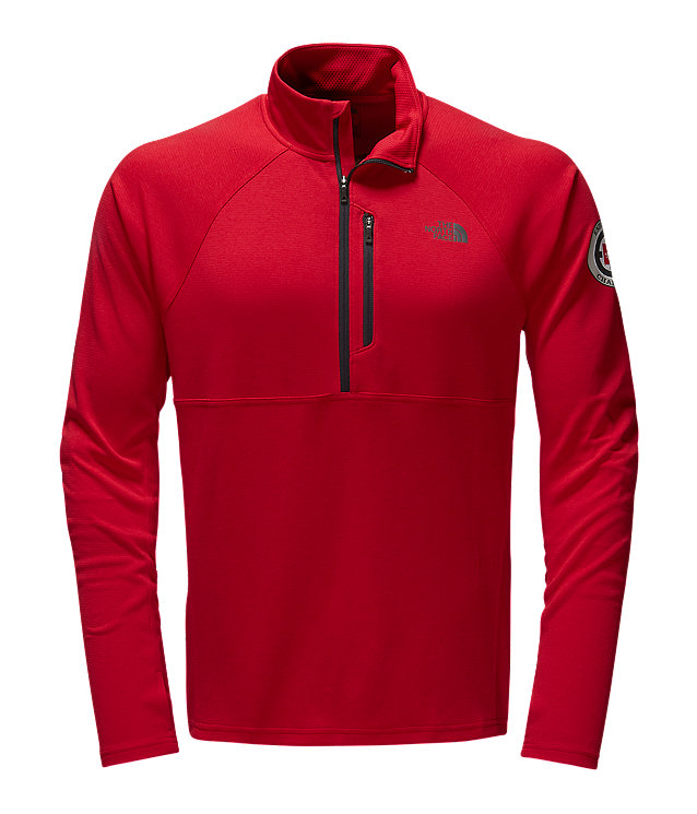 MEN'S ECS AMBITION 1/4 ZIP