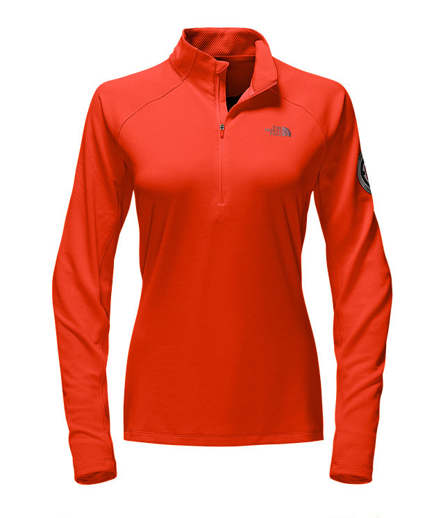 WOMEN'S ECS AMBITION 1/4 ZIP
