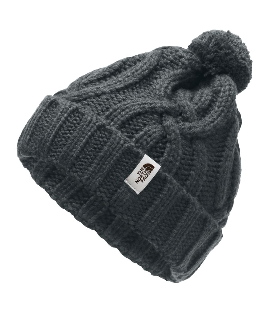 Baby Cable Minna Beanie-