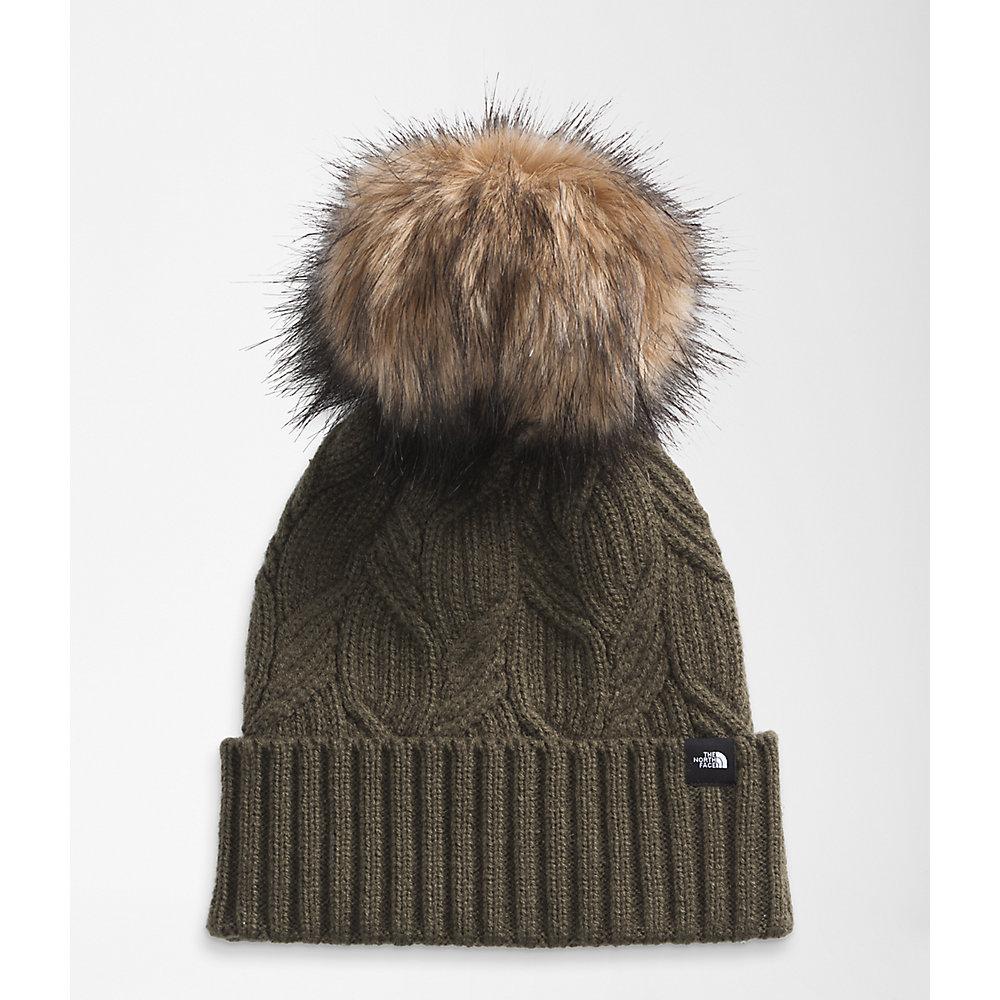 03111ab3313649 Women's Oh-Mega Fur Pom Beanie   United States