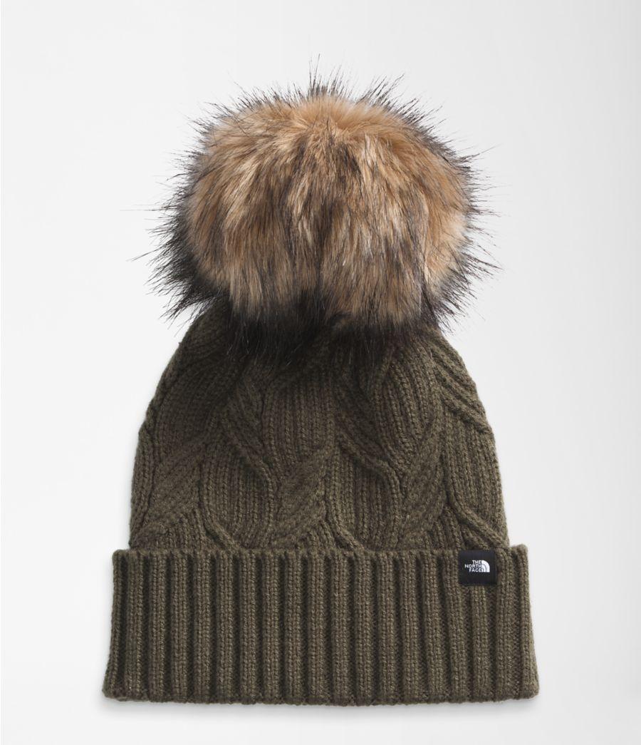 Women's Oh-Mega Fur Pom Beanie-
