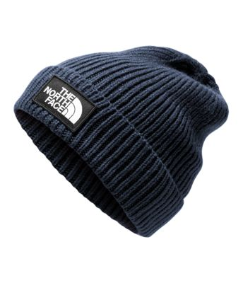 Tnf™ Logo Box Cuffed Beanie by The North Face
