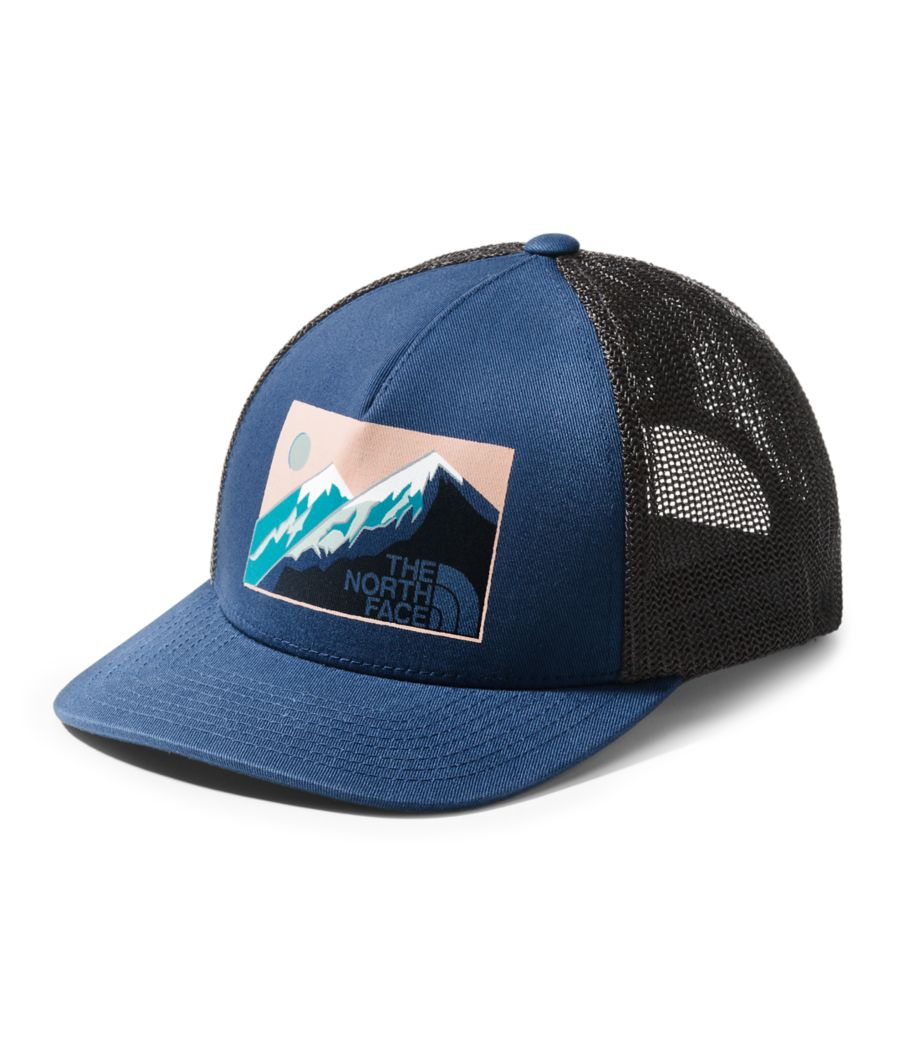 Youth Keep It Structured Trucker Hat-