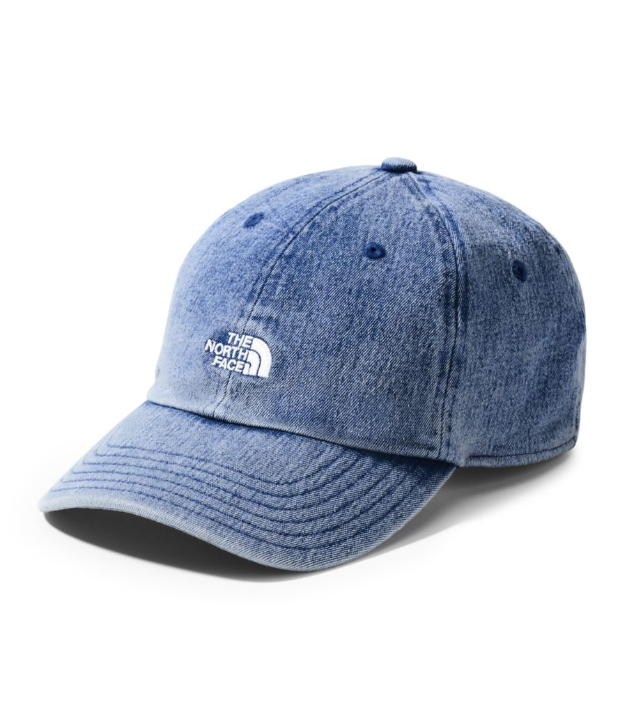 Washed Norm Hat-