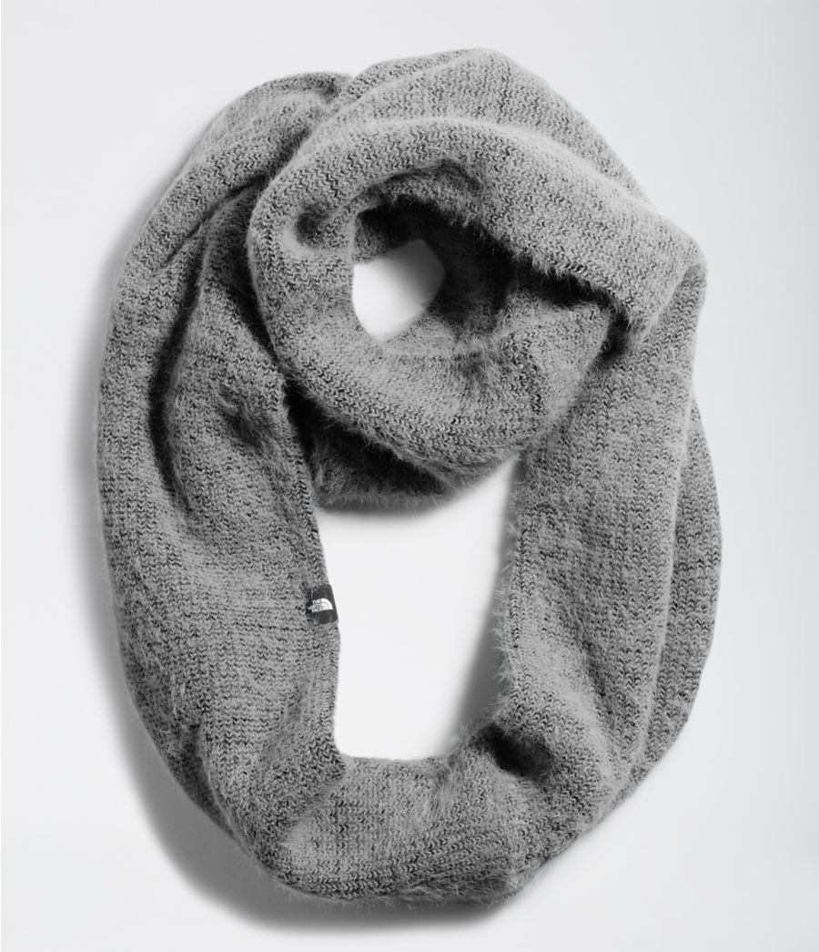 Women's Plush Scarf-