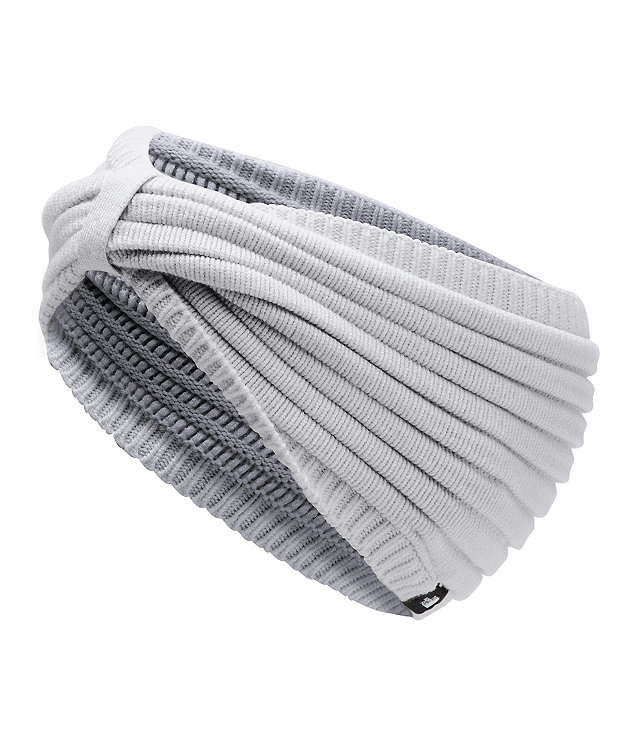 Women's Ribbed Knit Headband