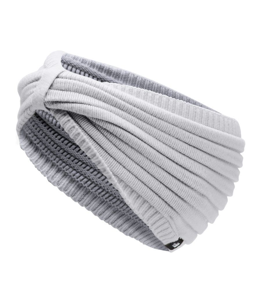 Women's Ribbed Knit Headband-