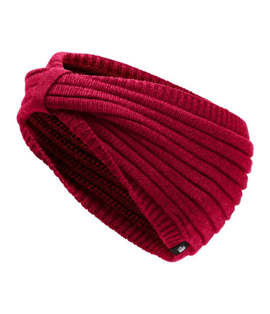 Women's Ribbed Knit Headband-