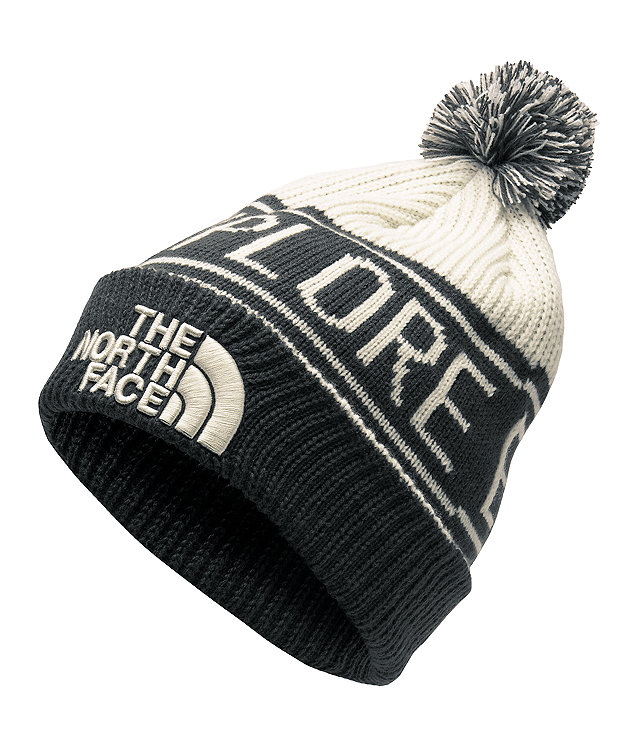 Tuque Retro Pom TNF™