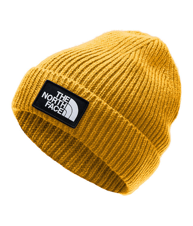 Youth TNF™ Logo Box Cuffed Beanie