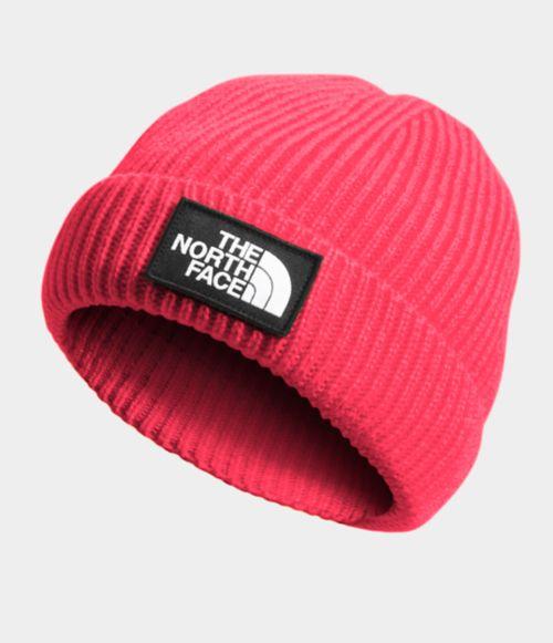 Youth TNF™ Logo Box Cuffed Beanie | The North Face