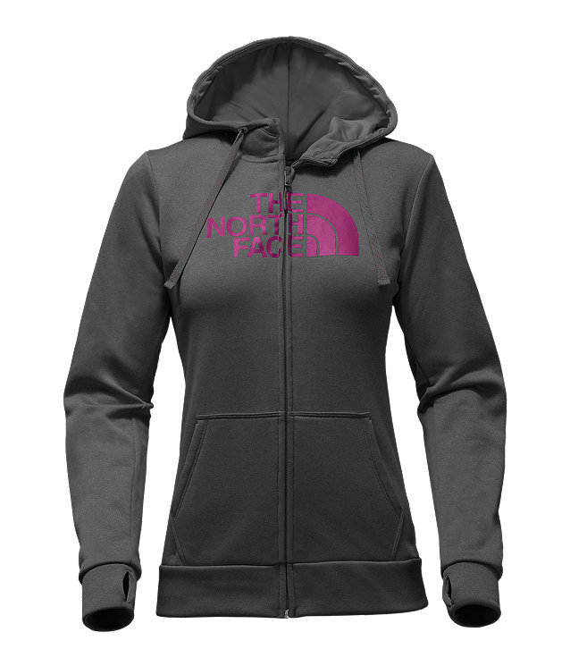 WOMEN'S FAVE HALF DOME FULL ZIP 2.0