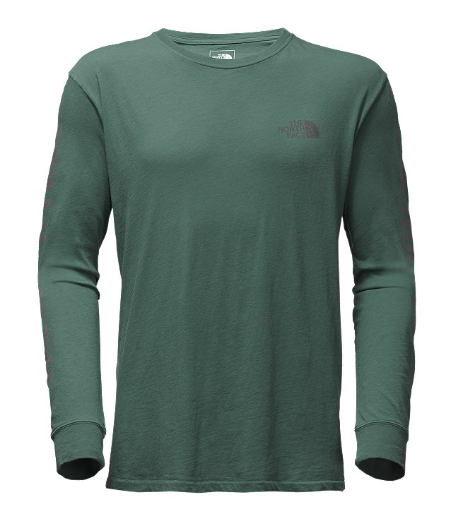MEN'S LONG-SLEEVE HAVE YOU HERD WELL-LOVED COTTON TEE
