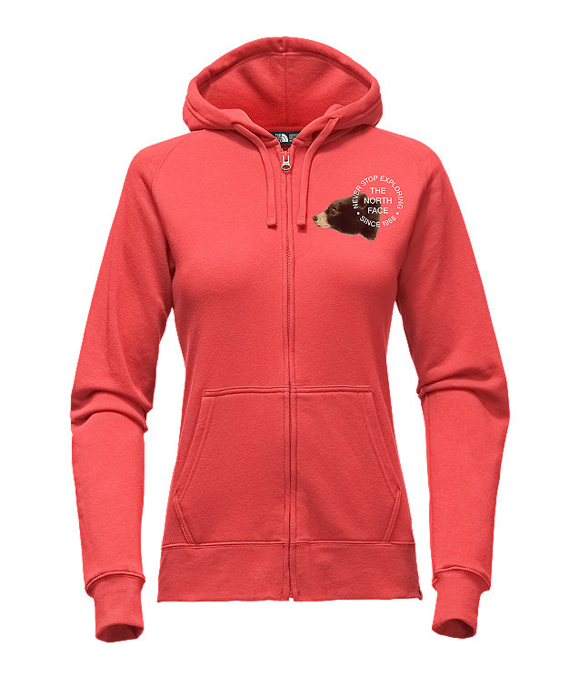 WOMEN'S HAVE YOU HERD FULL ZIP HOODIE