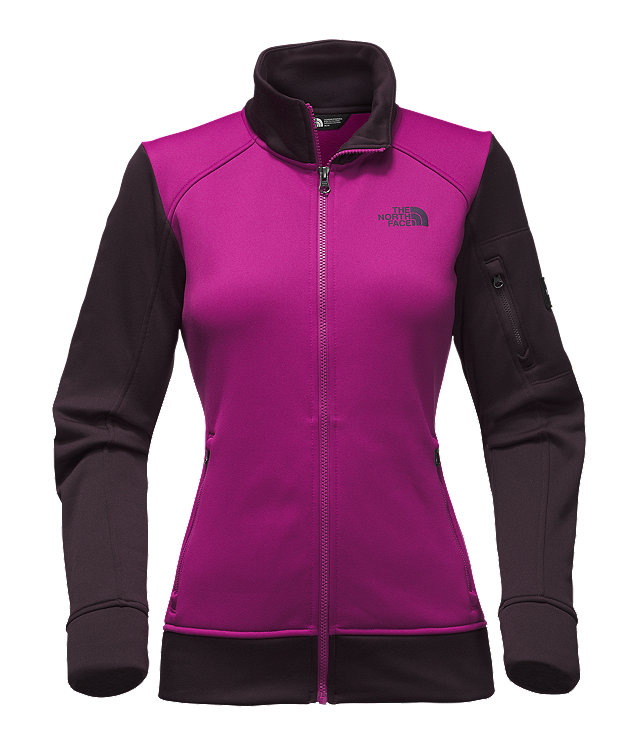 WOMEN'S AMAZIE MAYS FULL ZIP 2.0