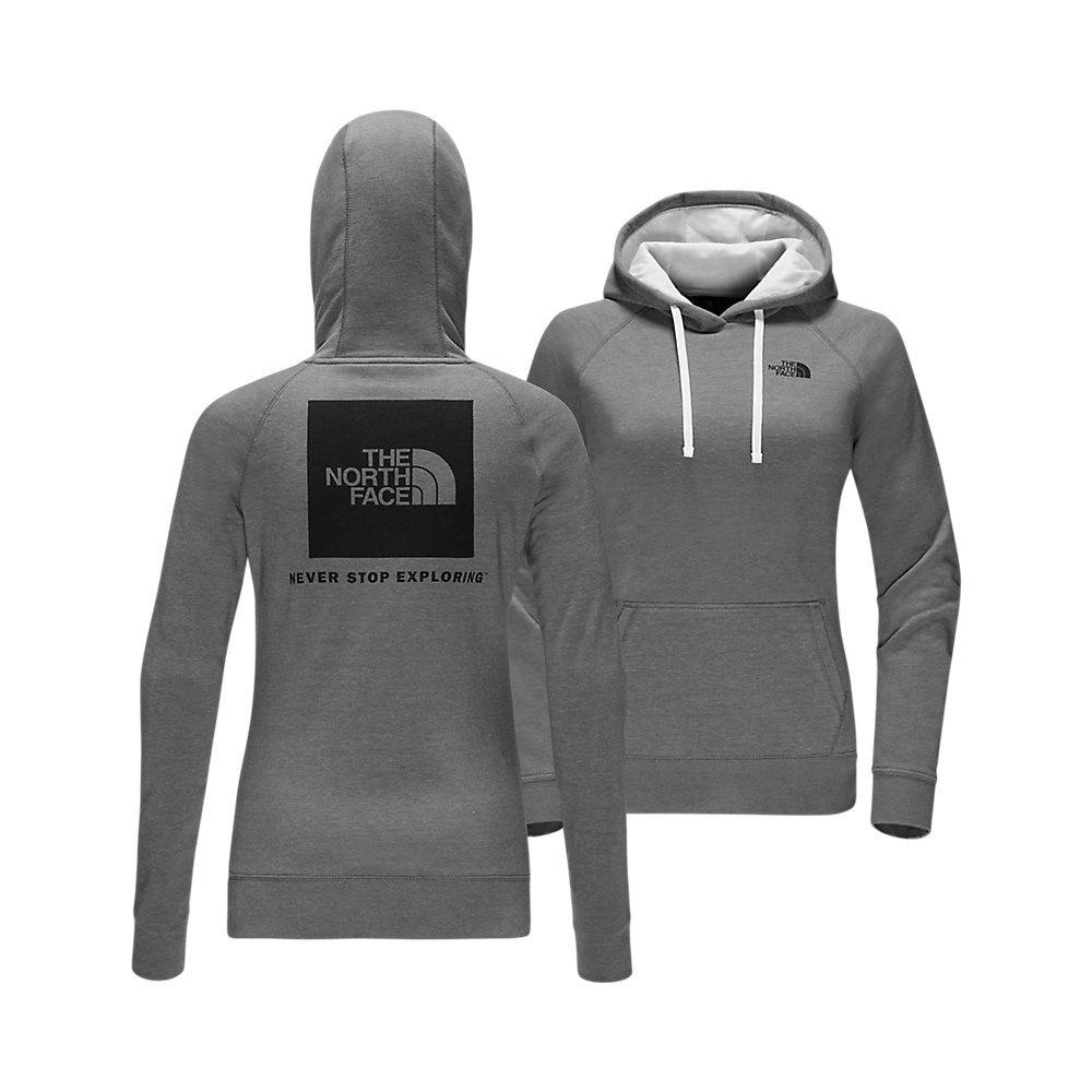 2167cced WOMEN'S TNF BOX PULLOVER HOODIE
