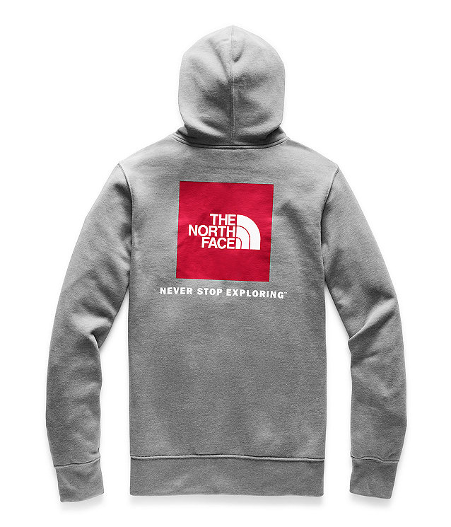 f3919834c MEN'S RED BOX PULLOVER HOODIE