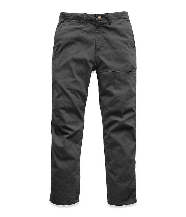 mens granite face pants