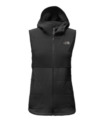 Women's Mountain Sweatshirt Hooded Vest by The North Face
