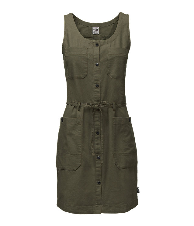 WOMEN'S SANDY SHORES POCKET DRESS