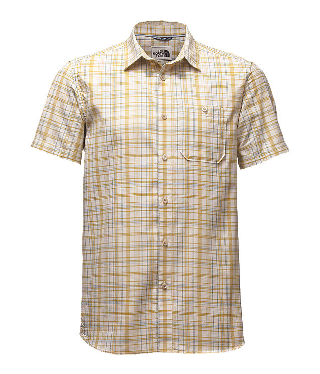 MEN'S SHORT-SLEEVE BAKER SHIRT