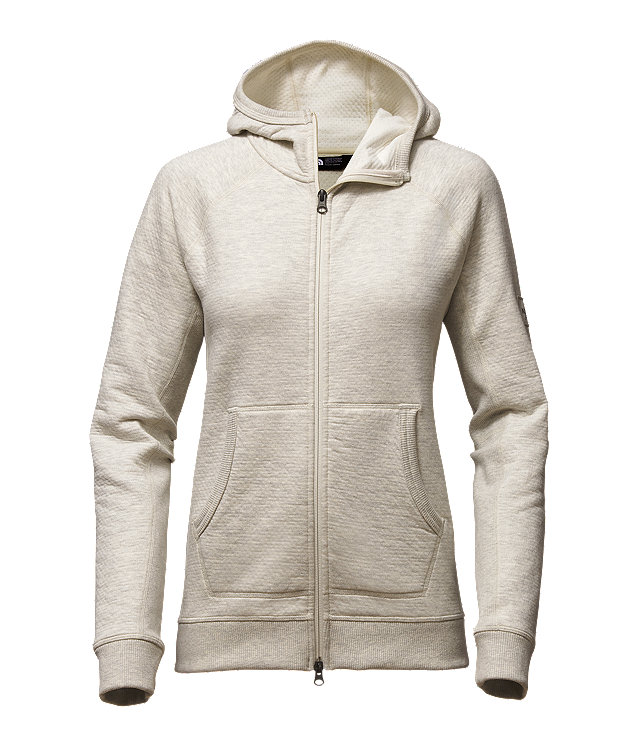 WOMEN'S RE-SOURCE FULL ZIP HOODIE
