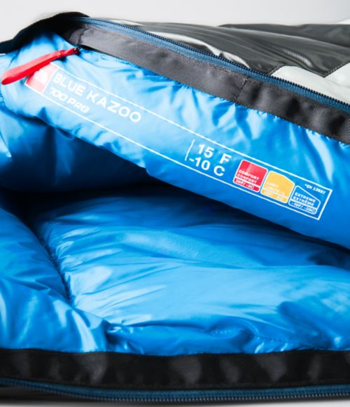 SAC DE COUCHAGE BLUE KAZOO-