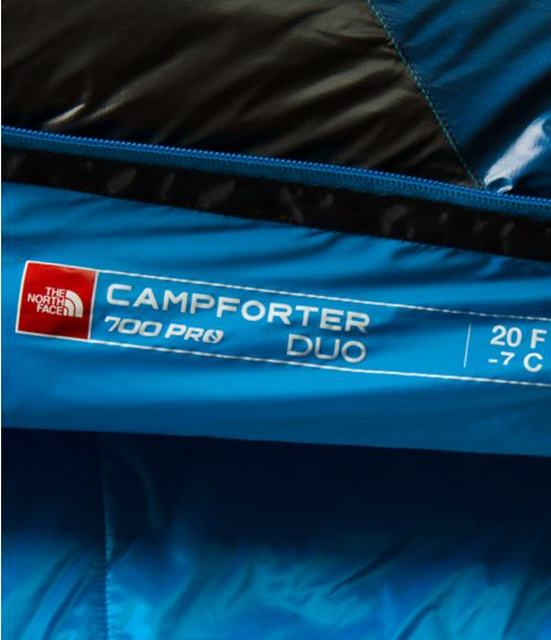 CAMPFORTER DOUBLE 20F/-7C-
