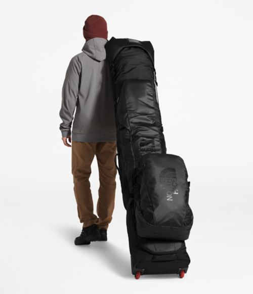 Base Camp Snow Roller Bag-