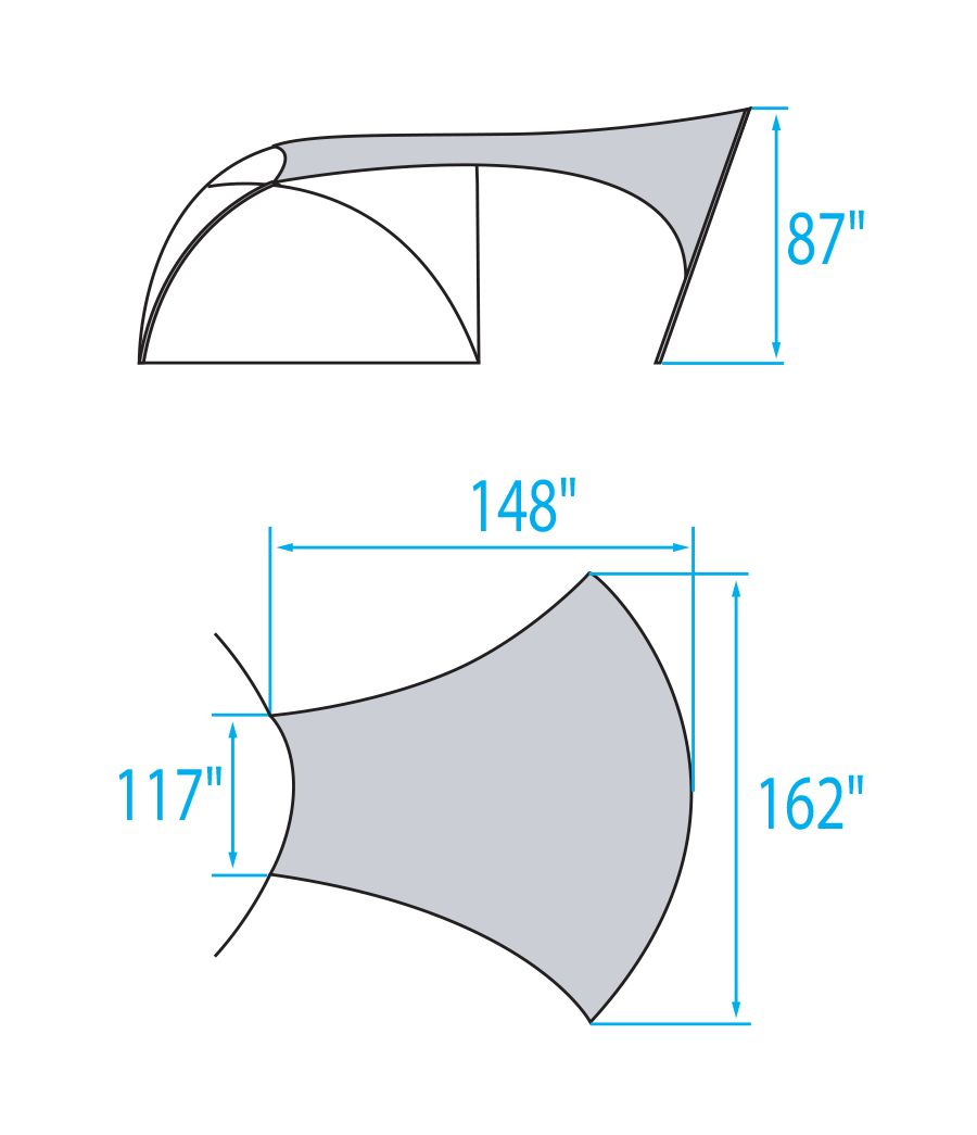 Homestead Sun Shade-