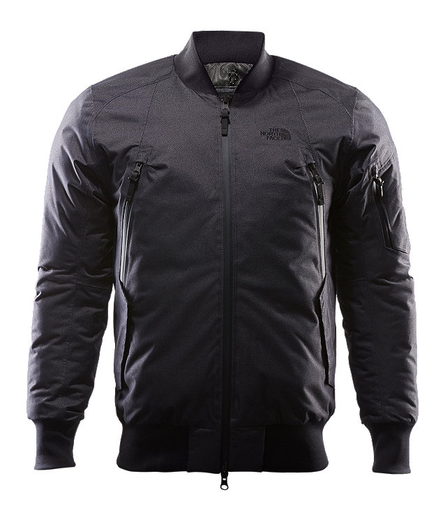 MEN'S BLACK SERIES WATERPROOF WINTER BOMBER