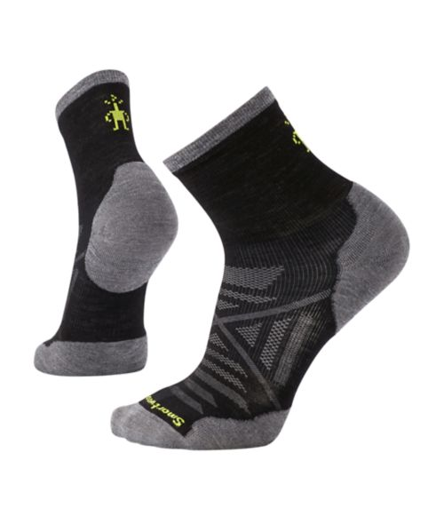 Smartwool PhD® Run Cold Weather Mid Crew   The North Face