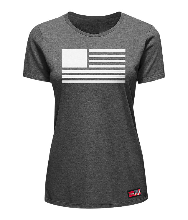 WOMEN'S IC DOME FILL TRI-BLEND TEE
