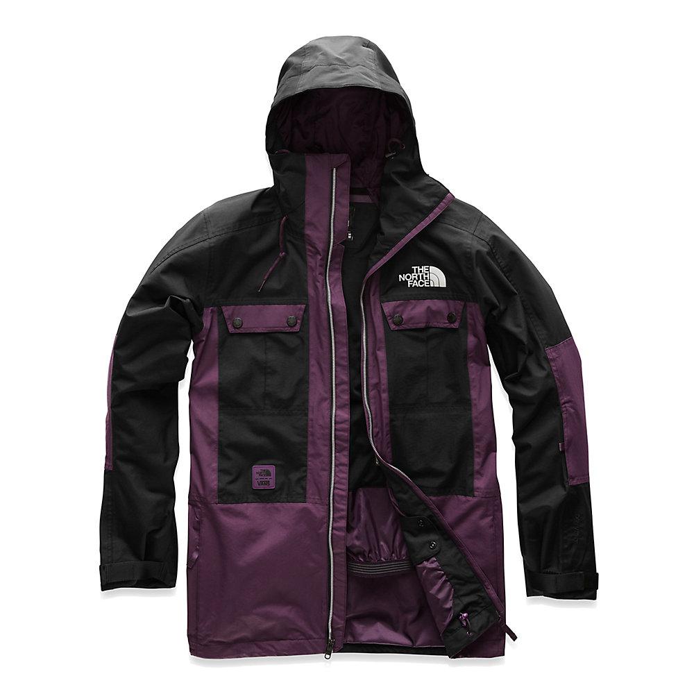 4e8179e3a077 VANS X TNF Men s Balfron Jacket