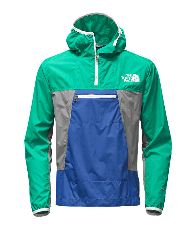 MEN'S CREW RUN WIND ANORAK