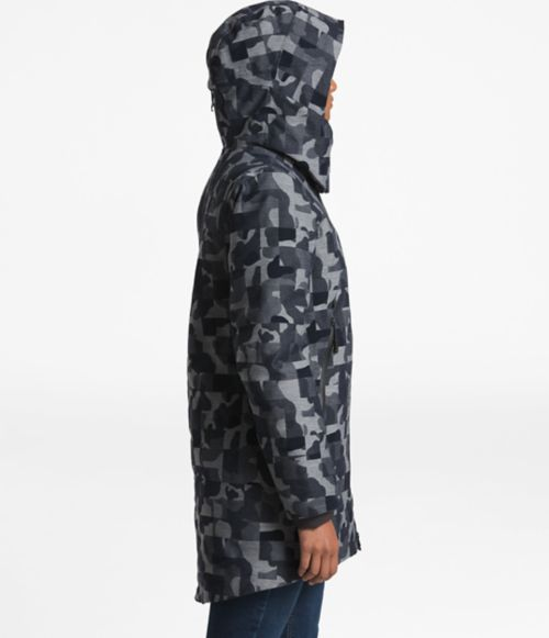 Women's Cryos Wool Blend Down Parka GTX-