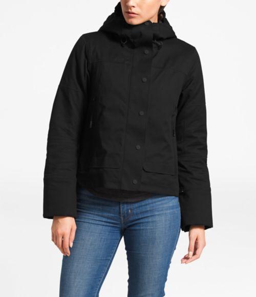 Women's Cryos Insulated Mountain Jacket GTX-