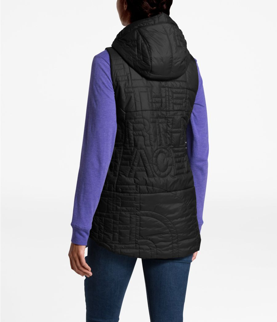 WOMEN'S ALPHABET CITY VEST-