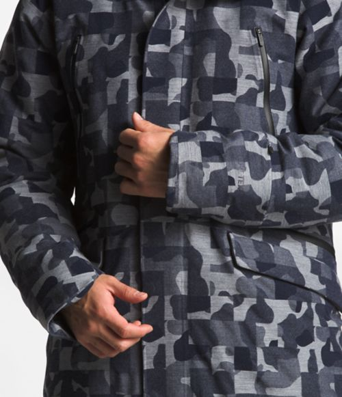 Men's Cryos Wool Blend Down Parka GTX®-