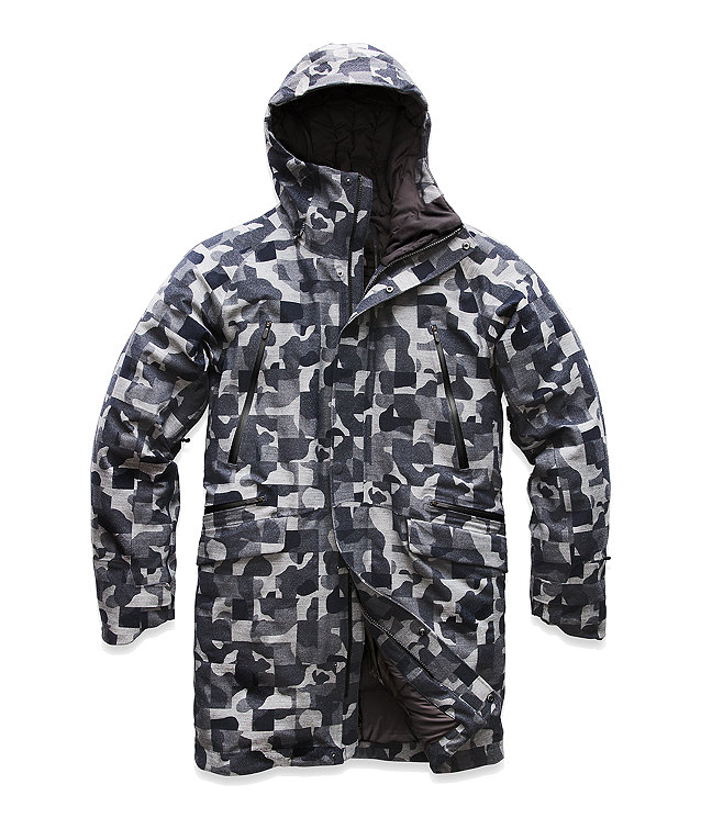Men's Cryos Wool Blend Down Parka GTX®