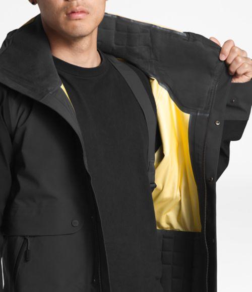 Manteau Cryos 3couches Big E Mac avec membrane Gore-Tex pour hommes-