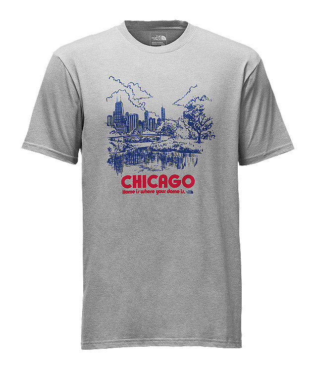 MEN'S SHORT-SLEEVE CHICAGO TEE
