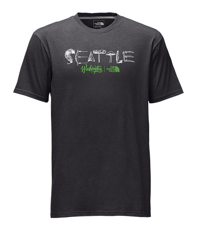 MEN'S SHORT-SLEEVE SEATTLE TEE