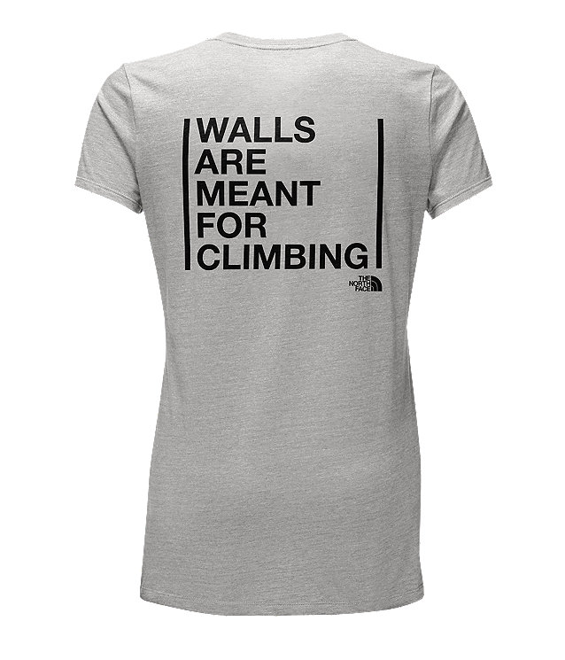 WOMEN'S SHORT-SLEEVE WALLS TRI V-NECK